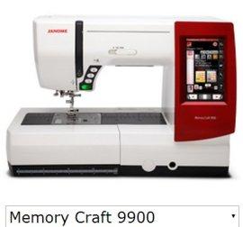 Janome MC9900